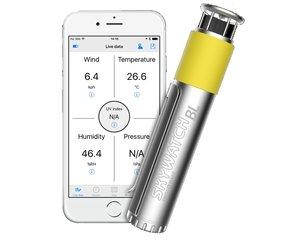 JDC Skywatch BL300 smartphone windmeter