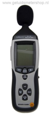 Lafayette SL-52 DB-meter/logger