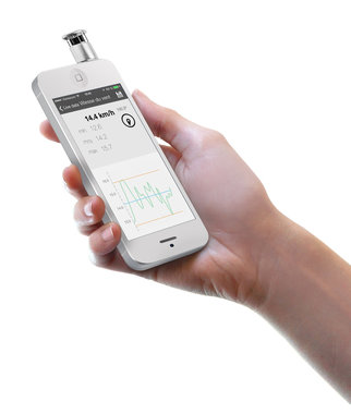 JDC Windoo-1 smartphone windmeter