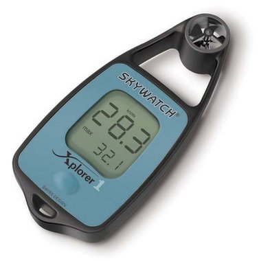 JDC Xplorer 1 windmeter